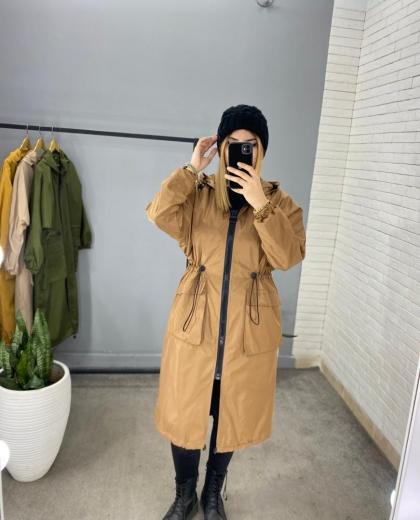 بارونی بلند کیمونو کد 560
